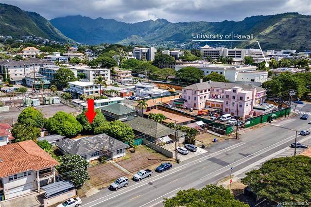 2318 Metcalf Street, Honolulu, HI 96822 (MLS #202125804) :: LUVA Real Estate