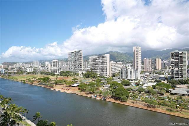 2121 Ala Wai Boulevard #2006, Honolulu, HI 96815 (MLS #202125805) :: Hawai'i Life