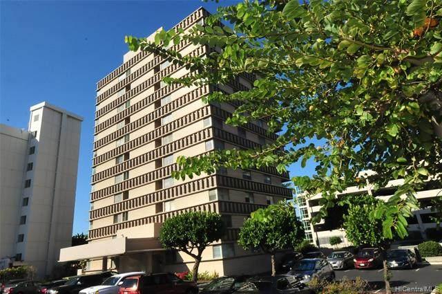 1099 Ala Napunani Street #1104, Honolulu, HI 96818 (MLS #202125808) :: Keller Williams Honolulu