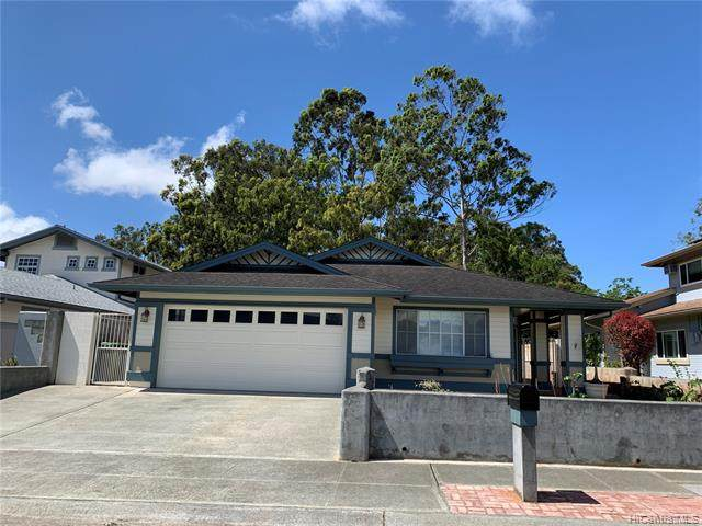 95-1006 Auina Street, Mililani, HI 96789 (MLS #202125826) :: Keller Williams Honolulu
