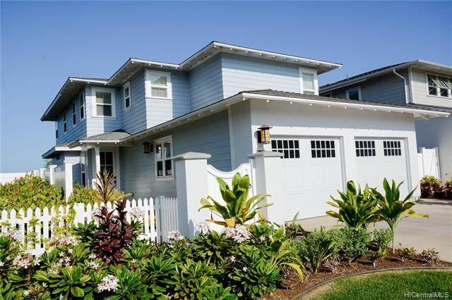 91-1404 Kaikohola Street D22, Ewa Beach, HI 96706 (MLS #202125840) :: LUVA Real Estate