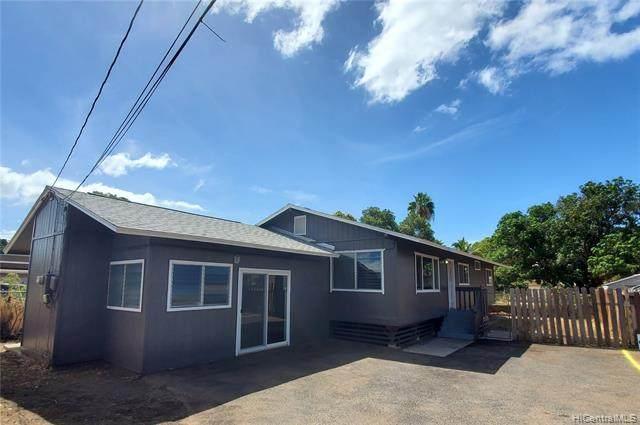 84-845 Lahaina Street #1, Waianae, HI 96792 (MLS #202125847) :: LUVA Real Estate