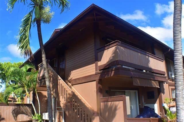 91-1169 Puamaeole Street 23T, Ewa Beach, HI 96706 (MLS #202125849) :: Compass