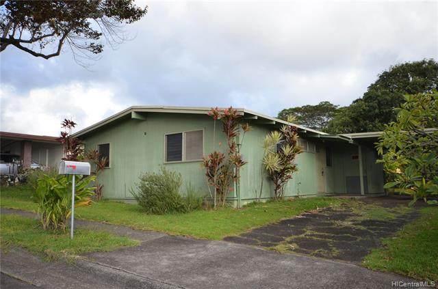 2275 Apoepoe Street, Pearl City, HI 96782 (MLS #202125852) :: Weaver Hawaii | Keller Williams Honolulu