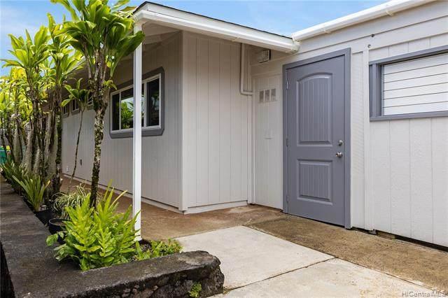 47-522 Alawiki Street, Kaneohe, HI 96744 (MLS #202125890) :: Island Life Homes