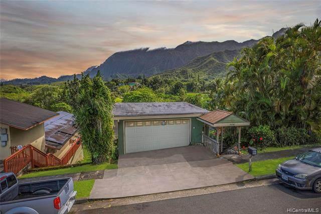 47-334 Waihee Road, Kaneohe, HI 96744 (MLS #202125895) :: LUVA Real Estate