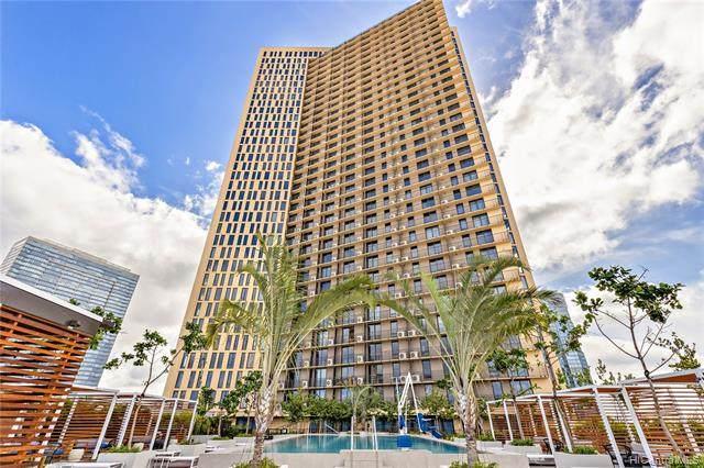 987 Queen Street #1608, Honolulu, HI 96814 (MLS #202125909) :: Keller Williams Honolulu