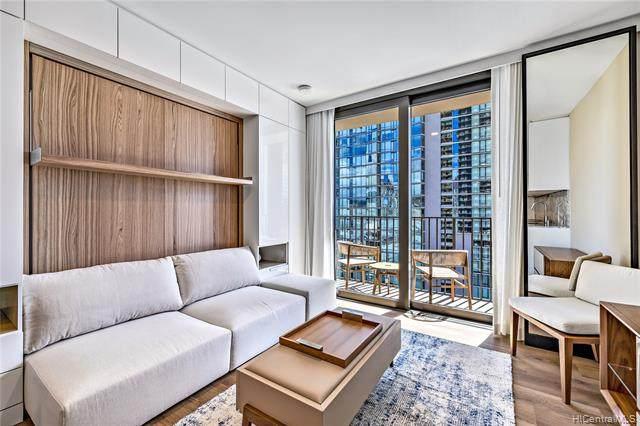 987 Queen Street #2006, Honolulu, HI 96814 (MLS #202125910) :: LUVA Real Estate