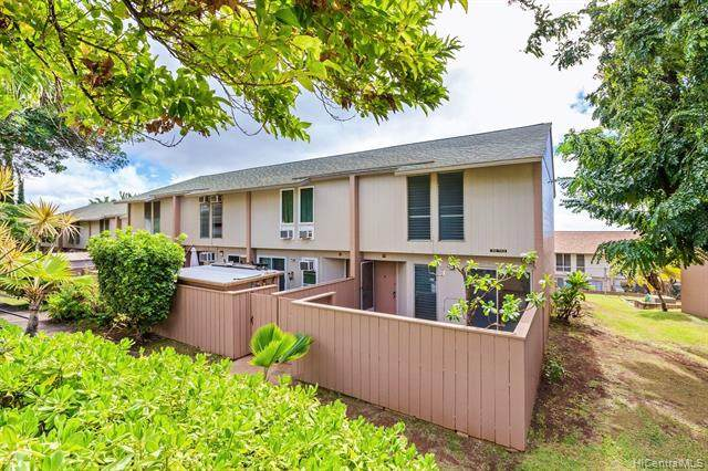 92-743 Makakilo Drive #25, Kapolei, HI 96707 (MLS #202125915) :: Keller Williams Honolulu