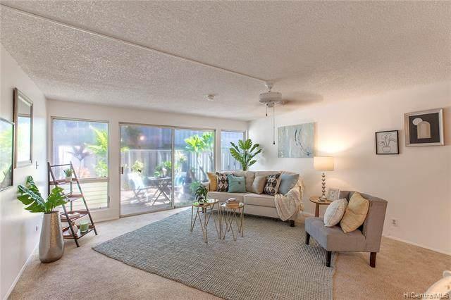 94-1080 Anania Circle #105, Mililani, HI 96789 (MLS #202125926) :: Keller Williams Honolulu