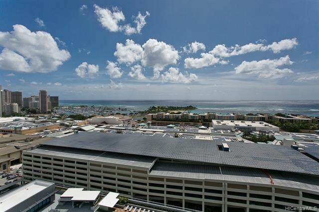 1391 Kapiolani Boulevard #2311, Honolulu, HI 96814 (MLS #202125943) :: Compass