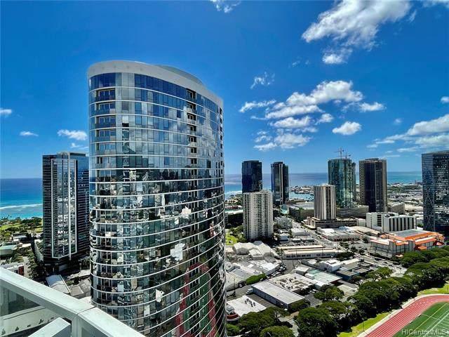1296 Kapiolani Boulevard #4108, Honolulu, HI 96814 (MLS #202125958) :: Compass