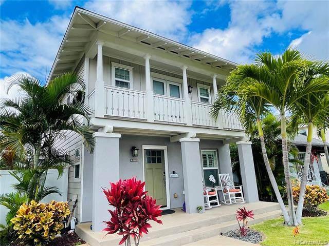 91-1062 Waiemi Street, Ewa Beach, HI 96706 (MLS #202125997) :: LUVA Real Estate