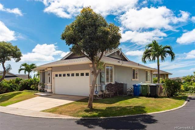 92-1085 Palahia Street M, Kapolei, HI 96707 (MLS #202126024) :: Keller Williams Honolulu