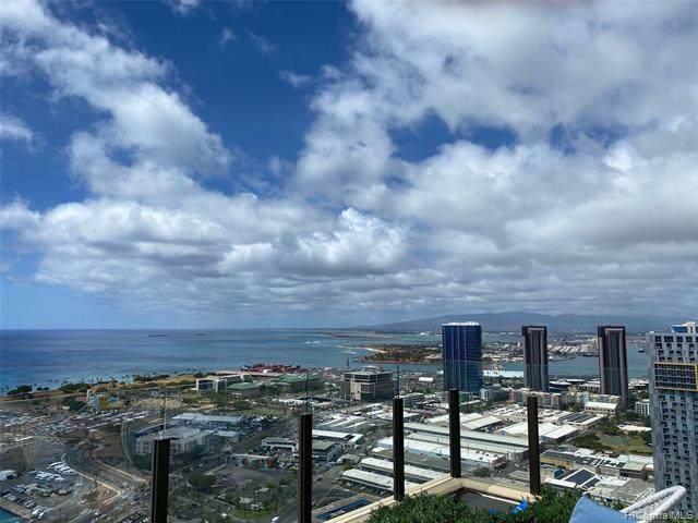 987 Queen Street #810, Honolulu, HI 96814 (MLS #202126025) :: Hawai'i Life