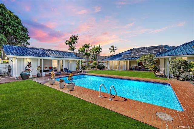 4645 Waipahee Place, Honolulu, HI 96821 (MLS #202126027) :: Keller Williams Honolulu