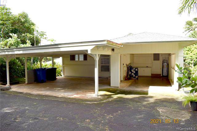 1607 Alewa Drive, Honolulu, HI 96817 (MLS #202126031) :: Keller Williams Honolulu