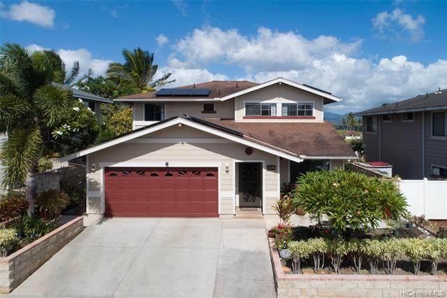 94-1027 Kihikihi Street, Waipahu, HI 96797 (MLS #202126045) :: Keller Williams Honolulu