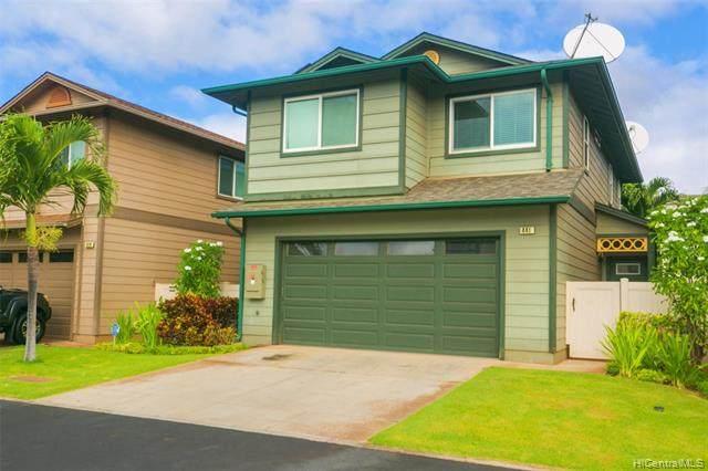 91-1001 Keaunui Drive #441, Ewa Beach, HI 96706 (MLS #202126068) :: LUVA Real Estate