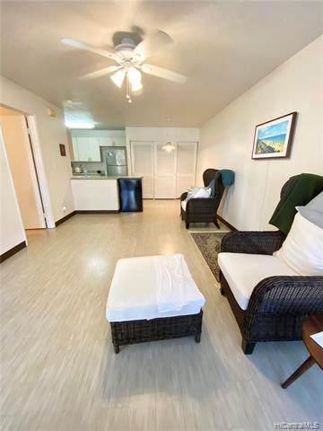 572 Mananai Street 20C, Honolulu, HI 96819 (MLS #202126072) :: Hawai'i Life