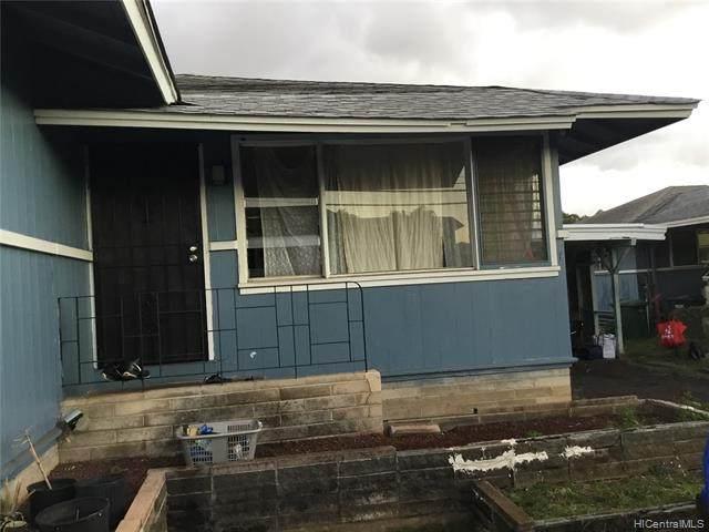 1361 Kamehameha IV Road, Honolulu, HI 96819 (MLS #202126084) :: Island Life Homes