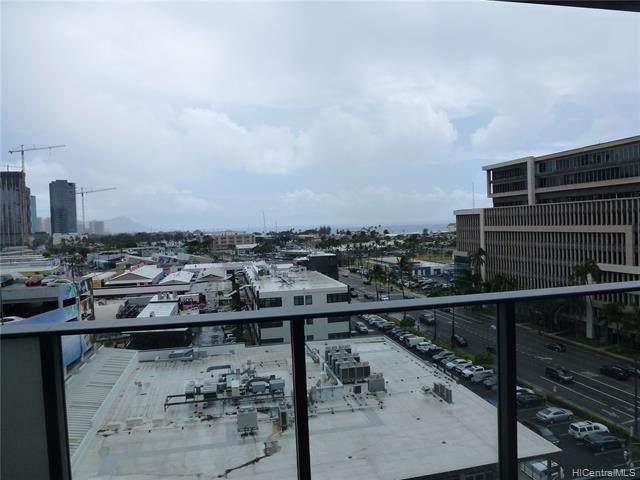 600 Ala Moana Boulevard #903, Honolulu, HI 96813 (MLS #202126085) :: Compass