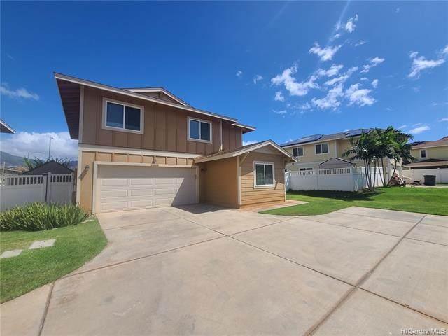 87-1843 Polikua Street, Waianae, HI 96792 (MLS #202126097) :: Keller Williams Honolulu