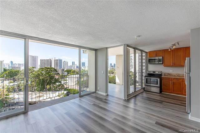 1634 Makiki Street #704, Honolulu, HI 96822 (MLS #202126105) :: Compass