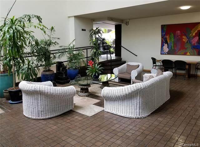 1088 Bishop Street #1107, Honolulu, HI 96813 (MLS #202126115) :: Keller Williams Honolulu