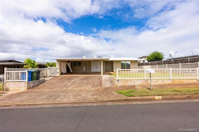1682 Hoonipo Street, Pearl City, HI 96782 (MLS #202126119) :: Hawai'i Life