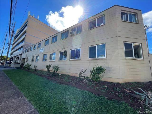 1059 12th Avenue G, Honolulu, HI 96816 (MLS #202126134) :: Team Lally
