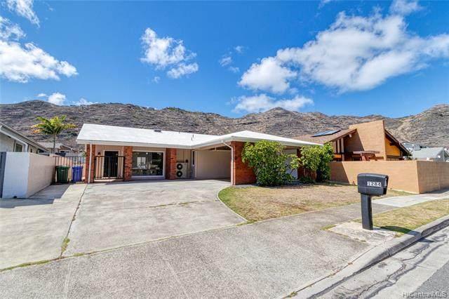 1284 Honokahua Street, Honolulu, HI 96825 (MLS #202126141) :: LUVA Real Estate