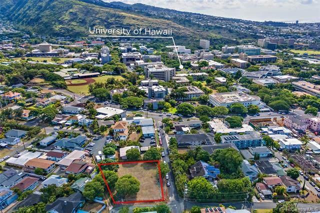 2002 Vancouver Drive, Honolulu, HI 96822 (MLS #202126150) :: LUVA Real Estate