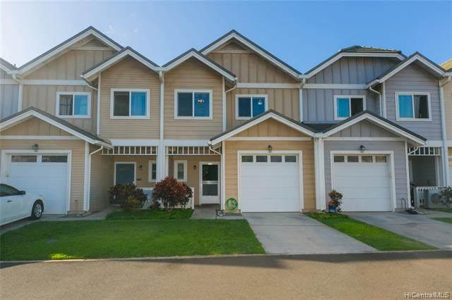 1134 Kukulu Street #605, Kapolei, HI 96707 (MLS #202126152) :: LUVA Real Estate