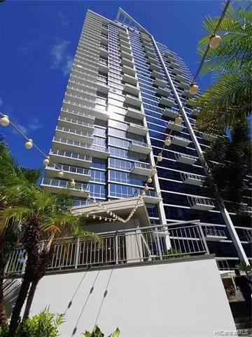 1189 Waimanu Street #3002, Honolulu, HI 96814 (MLS #202126172) :: Keller Williams Honolulu