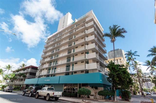 441 Lewers Street #304, Honolulu, HI 96815 (MLS #202126177) :: Weaver Hawaii | Keller Williams Honolulu
