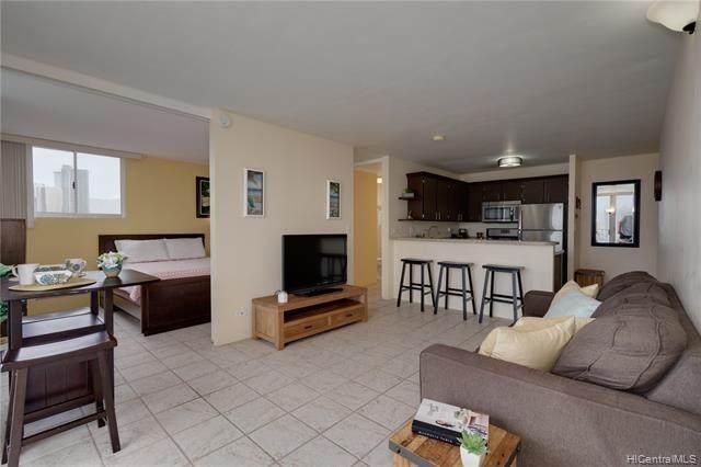 2452 Tusitala Street #1609, Honolulu, HI 96815 (MLS #202126184) :: Island Life Homes