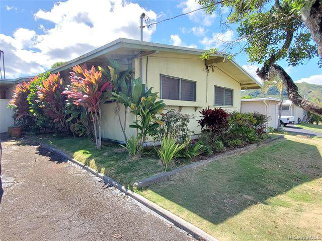 614 Ululani Street, Kailua, HI 96734 (MLS #202126219) :: LUVA Real Estate