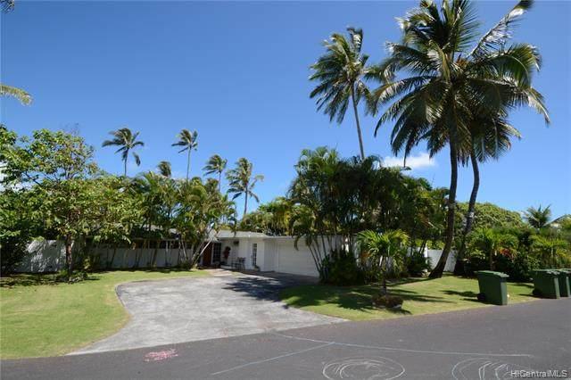 414 Dune Circle, Kailua, HI 96734 (MLS #202126223) :: Weaver Hawaii | Keller Williams Honolulu