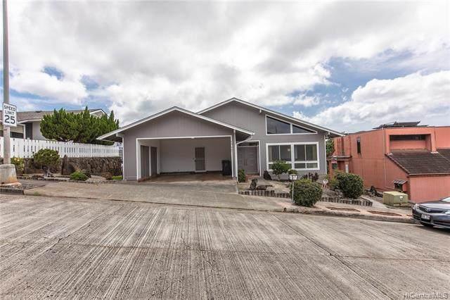 99-667 Hoio Street, Aiea, HI 96701 (MLS #202126230) :: Island Life Homes