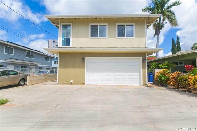 3468 Harding Avenue, Honolulu, HI 96816 (MLS #202126234) :: Island Life Homes