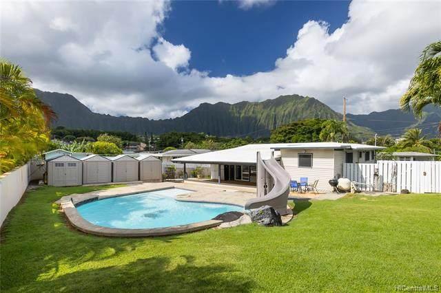 45-326 Nakuluai Street, Kaneohe, HI 96744 (MLS #202126235) :: LUVA Real Estate