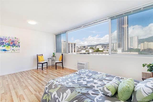 1560 Kanunu Street #722, Honolulu, HI 96814 (MLS #202126242) :: Island Life Homes