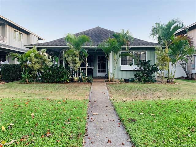 91-1071 Makaaloa Street A, Ewa Beach, HI 96706 (MLS #202126253) :: Weaver Hawaii | Keller Williams Honolulu