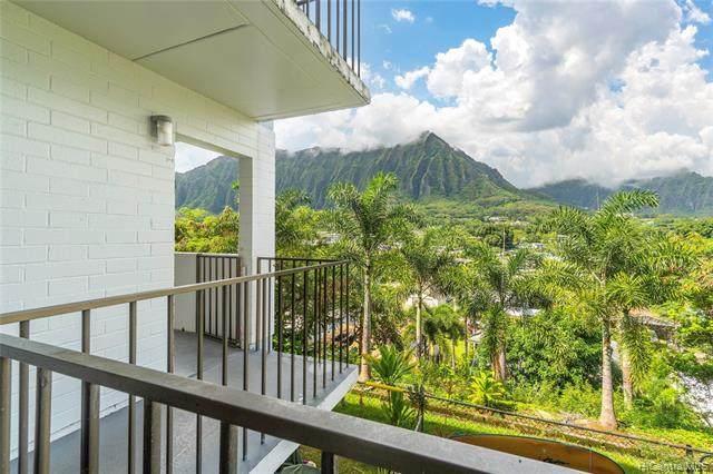 45-535 Luluku Road I3, Kaneohe, HI 96744 (MLS #202126257) :: LUVA Real Estate