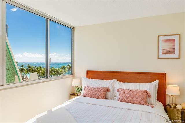 2500 Kalakaua Avenue #704, Honolulu, HI 96815 (MLS #202126278) :: Island Life Homes