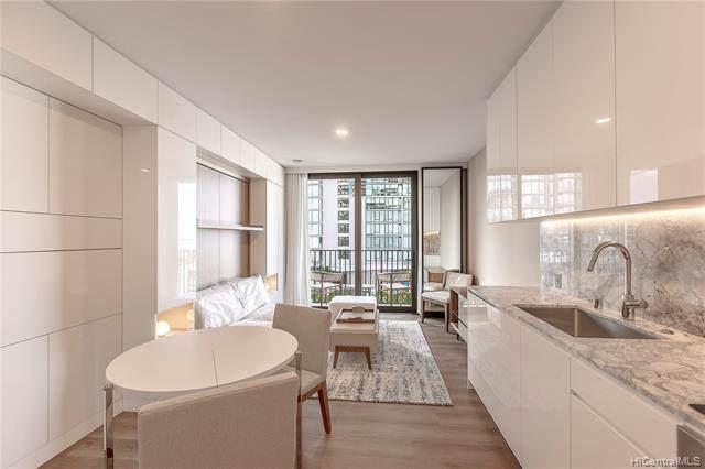 987 Queen Street #1108, Honolulu, HI 96814 (MLS #202126299) :: Island Life Homes