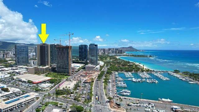 987 Queen Street #1505, Honolulu, HI 96814 (MLS #202126305) :: Keller Williams Honolulu
