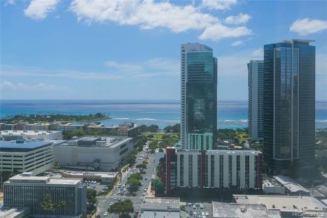 1296 Kapiolani Boulevard #3003, Honolulu, HI 96814 (MLS #202126323) :: Island Life Homes