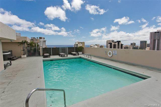 2345 Ala Wai Boulevard #2517, Honolulu, HI 96815 (MLS #202126337) :: Island Life Homes